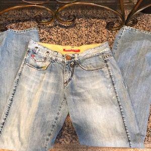 Miss Sixty boyfriend jeans sz 27